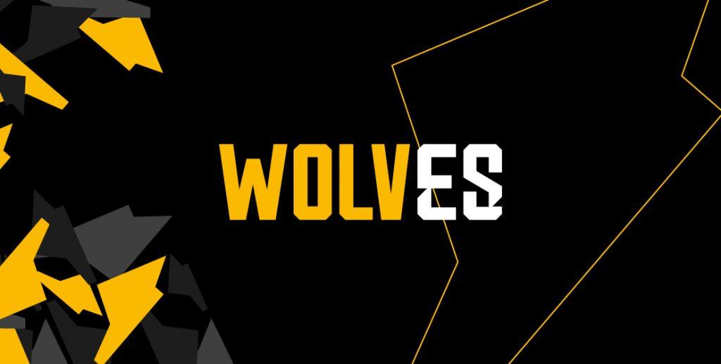 Wolves Esports branding