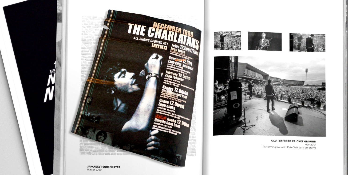 The Charlatans : Exhibition programme