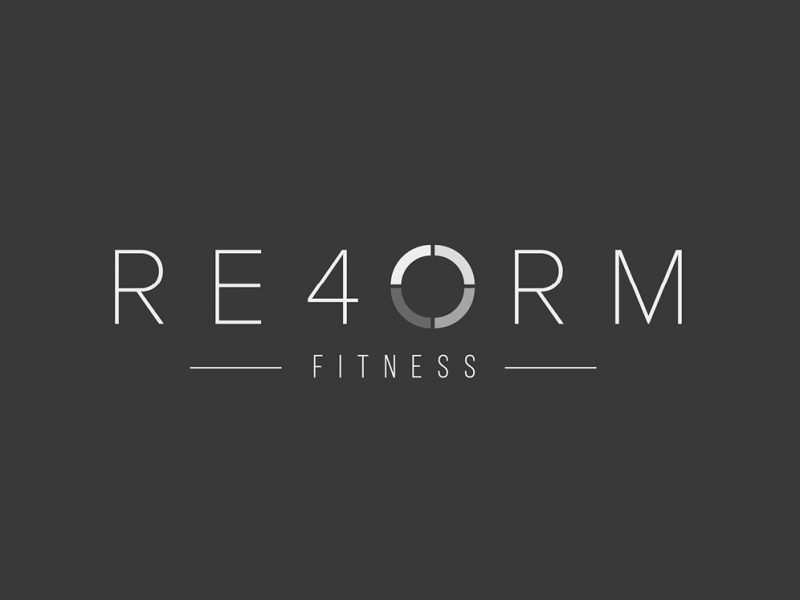 Re4orm logo design