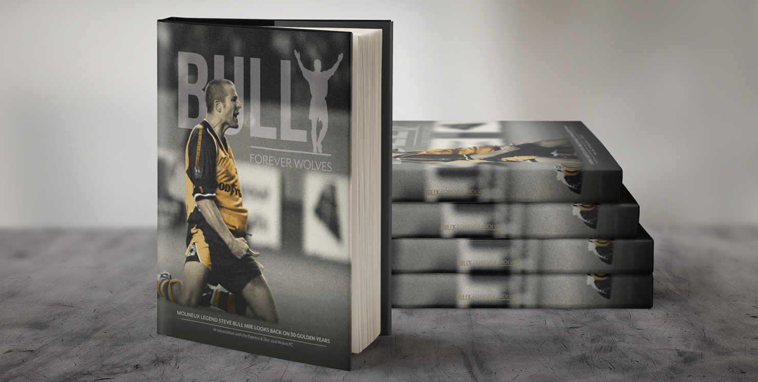 Steve Bull book