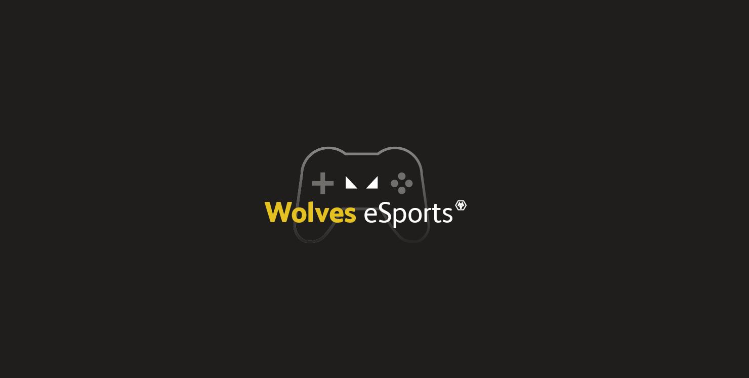 Wolves eSports logo design