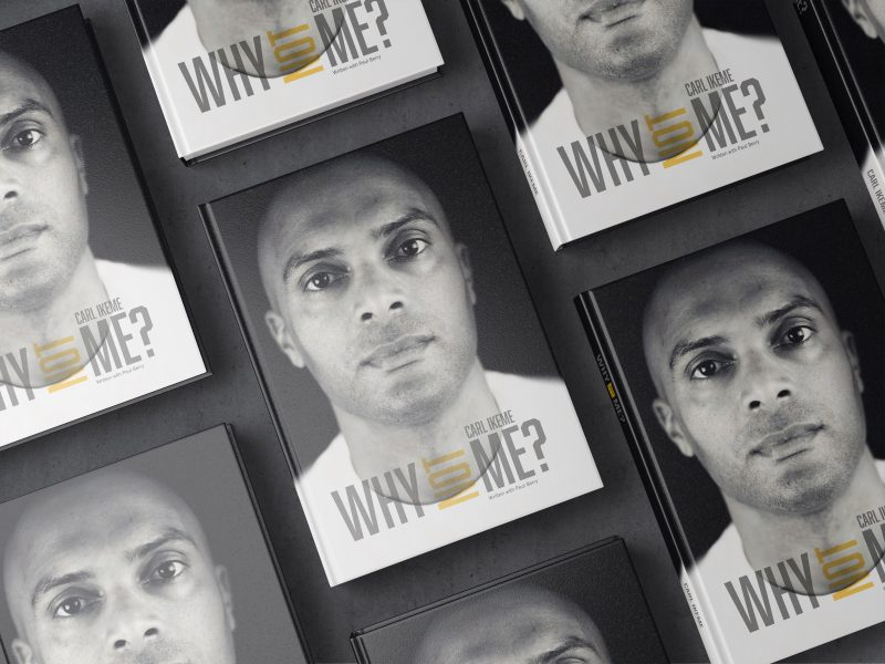 'Why Not Me?' by Carl Ikeme