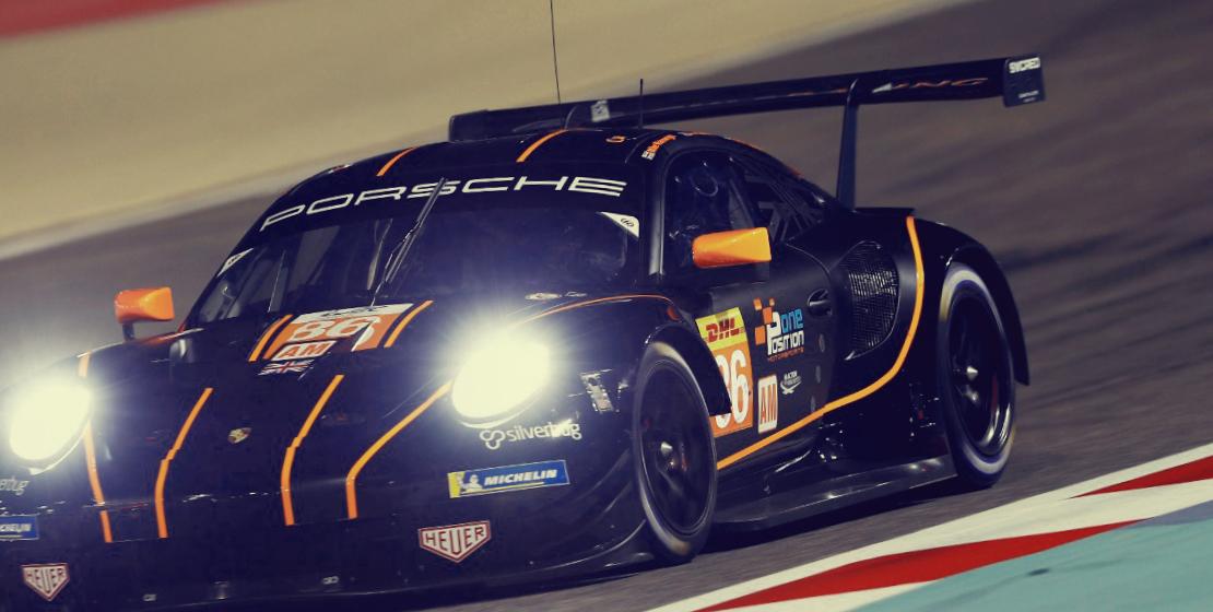 Gulf Racing Porsche RSR livery